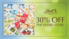 30% OFF* the Entire Store