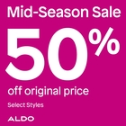 Mid-Season Sale