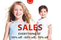Clearance Sale : Everything at 50% off, 60% off and 70% off!