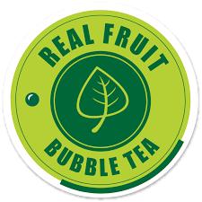 Real Fruit Bubble Tea
