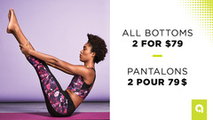 All bottoms - 2 for $79