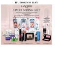 LANCOME 7_PIECE SPRING GIFT - from now to April 29
