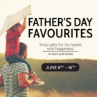 Father's Day Favourites Sales Event!