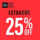 Shop Saks OFF 5TH Extra Cut!