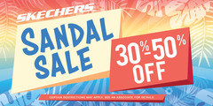 SKECHERS SANDAL SALE