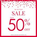 Winter Sale is here!