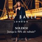 Soldes Ted Baker London