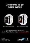 Save up to $70 on AppleWatch