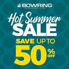 Hot Summer Sale - Up To 50% Off!
