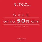 UNOde50 Summer Sale 2019