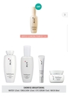 Sulwhasoo  Snowise Brightening Line on Promotion
