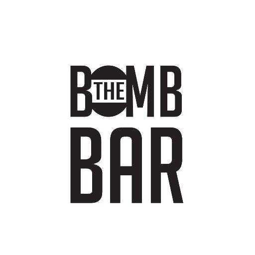 The Bomb Bar (Now Open) logo