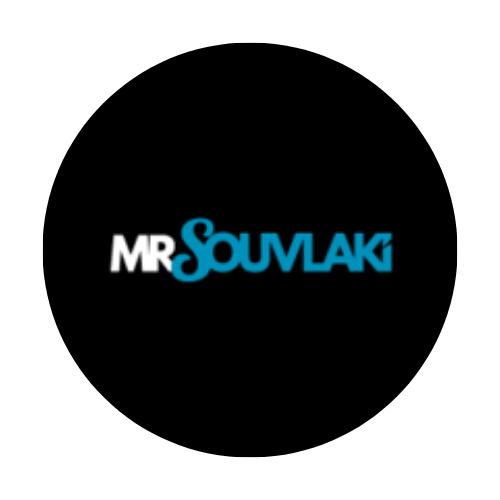 M. Souvlaki logo