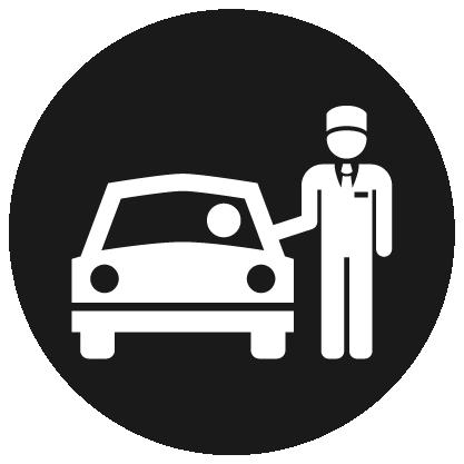 Valet Parking – South logo