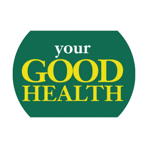 Your Good Health Store Logo