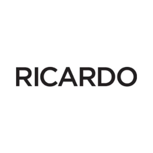 Ricardo Boutique & Cafe logo