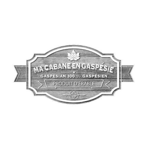 Ma Cabane en Gaspesie logo